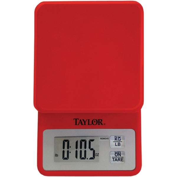 Taylor 3817R Compact Kitchen Scale