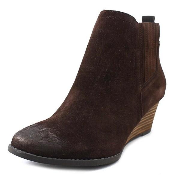 76077664aa7 Shop Franco Sarto Wayra Dk Java Boots - Free Shipping Today ...