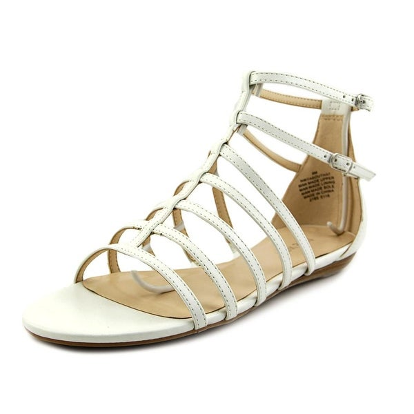 Nine West About That Open Toe Synthetic Gladiator Sandal