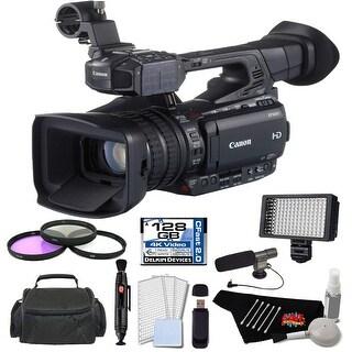 Canon XF200 HD Camcorder Bundle