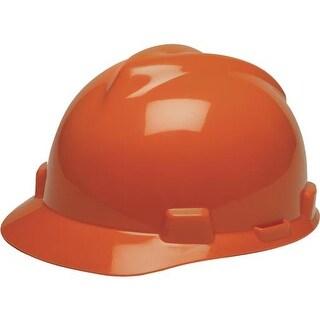 SAFETY WORKS Orange Hard Hat SWX00425 Unit: EACH