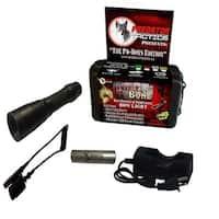Predator Tactics Killbone Po-Boys Double Led Light Kit Gn/Rd