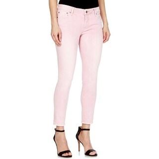 Lucky Brand Womens Lolita Capri Jeans Twill Skinny