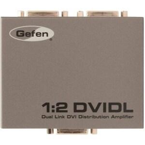 Gefen Ext-Dvi-142Dln 1 X 2 Dual-Link Dvi Distribution Amplifier