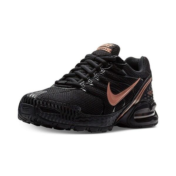 4a2c22ca038b Nike Women Air Max Torch 4 Running Shoe Black Metallic Rose Gold Atmosphere  Grey