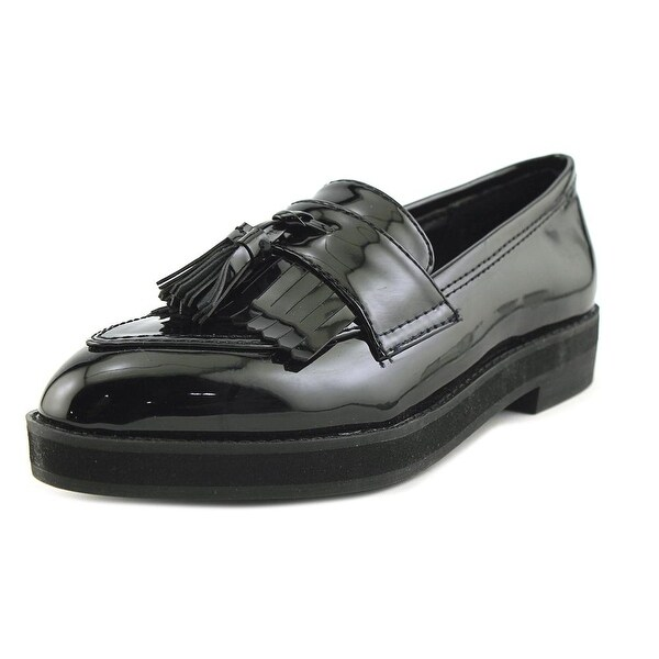 Design Lab Lord & Taylor Iggi Black Loafers