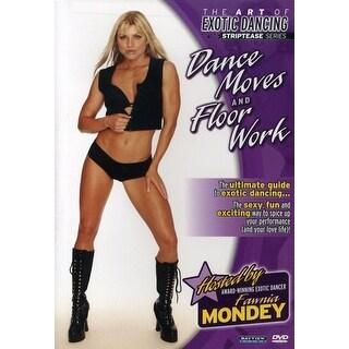 Dance Moves & Floorwork [DVD]