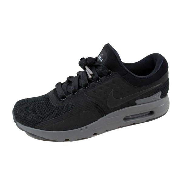 new products 3f881 48d15 ... Men s Athletic Shoes. Nike Men  x27 s Air Max Zero QS Black Black-Dark  Grey