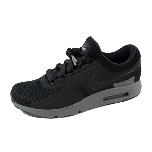 Shop Nike Men's Air Max Zero QS BlackBlack Dark Grey 789695
