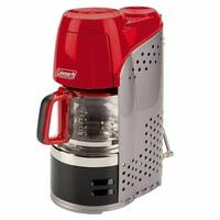 Coleman 2000020942 10 Cup Portable Propane Coffeemaker