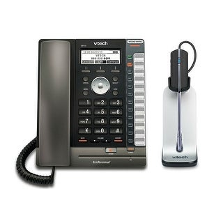 Vtech VSP725 plus one VH621 SIP Phone with Wireless Headset