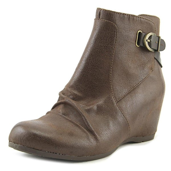 Baretraps Vandy Women Dark Brown Boots