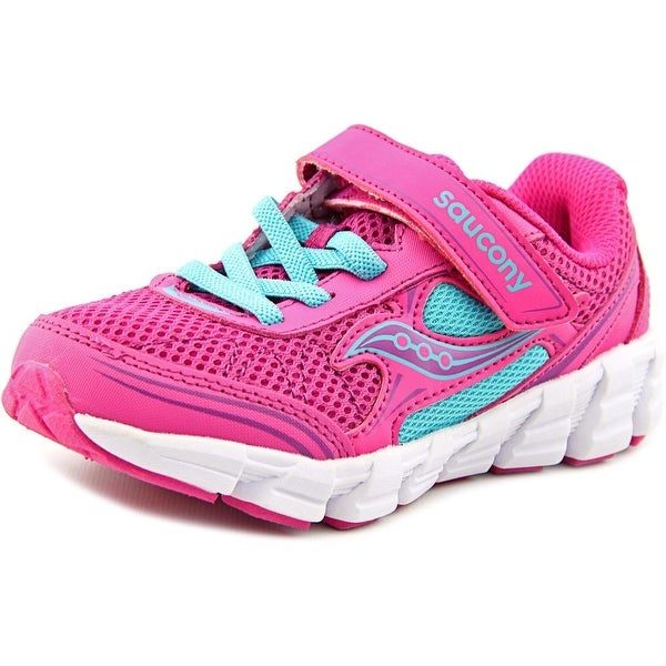 Saucony G Kotaro 2 A/C Youth Round Toe Synthetic Pink Sneakers