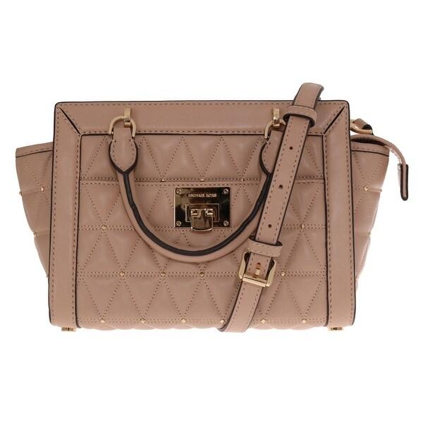 7d7c1336ae Michael Kors Handbags Multicolor VIVIANNE Patent Messenger Bag - One Size