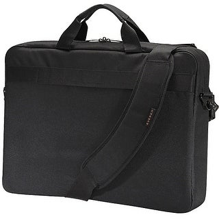 """""""Everki EKB407NCH18 Everki Advance EKB407NCH18 Carrying Case (Briefcase) for 18.4"""" Notebook - Charcoal - Polyester"""""""