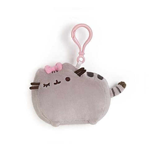 GUND Pusheen Backpack Clip Stuffed Animal