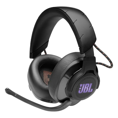 JBL Quantum 600 Wireless Over-Ear Gaming Headset (Black)