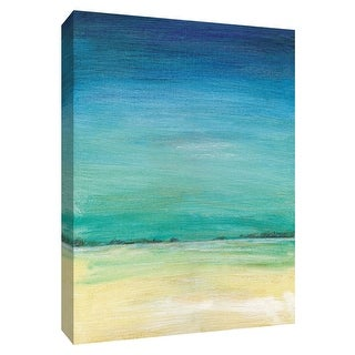 "PTM Images 9-148438  PTM Canvas Collection 10"" x 8"" - ""Tropics II"" Giclee Nautical and Ocean Art Print on Canvas"