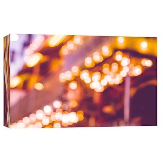 """PTM Images 9-102055  PTM Canvas Collection 8"""" x 10"""" - """"Light It Up"""" Giclee Abstract Art Print on Canvas"""