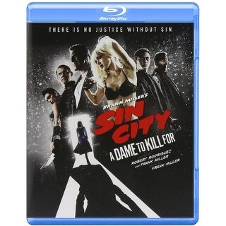 Frank Miller's Sin City 2: A Dame to Kill for [Blu-ray]