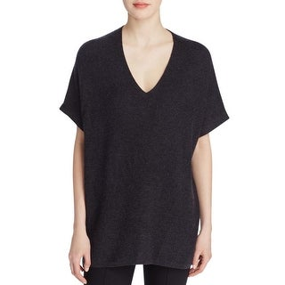 Vince Womens Casual Top Wool Cashmere