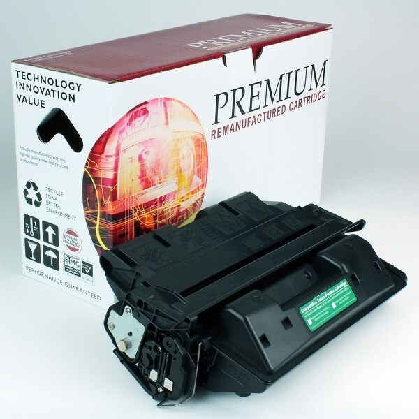 Re Premium Brand replacement for HP 61X C8061X Toner (10,000 Yield)
