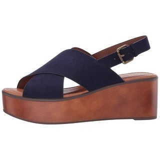 Indigo Rd. Womens Fayina Open Toe Casual Slingback Sandals