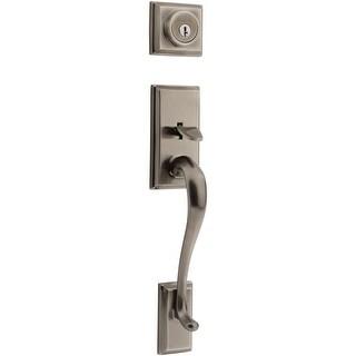 Satin Nickel Door Knobs Amp Handles For Less Overstock