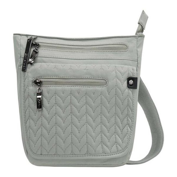 1a8887f5b8 Sherpani Women  x27 s Jag LE Anti-theft Polyester Crossbody Bag Willow -
