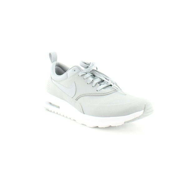 differently 086a7 df4f2 Nike Air Max Thea Prm Women  x27 s Athletic Stealth - 8.5