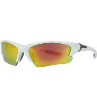 Worth FPEX Fastpitch Softball 3 Sport Sunglasses QTS Girl's Orange Lens 10207749 - One size