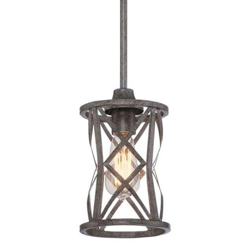 Millennium Lighting 2171 Lakewood 1 Light Mini Pendant