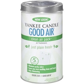 Yankee Candle Good Air Cln Jpf Airpack