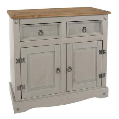 Wood Buffet Sideboard Corona Collection | Furniture Dash