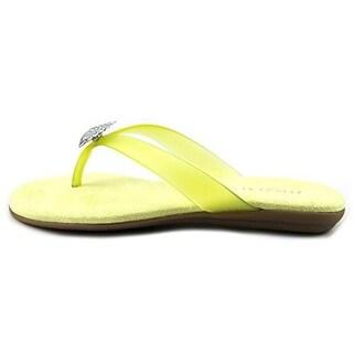 Aerosoles Womens Chlarity Thong Flat Flip-Flops - 5.5 medium (b,m)