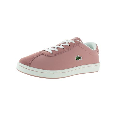 Lacoste Girls Masters 119 1 Casual Shoes Big Kid Leather - 6 Medium (B,M) Big Kid