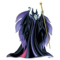 Advanced Graphics 1559 Maleficent - Disney Villains