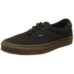 Vans Men's Hiking Era 59 Shoes, Black/Gum (11 D(M) US Mens/ 12.5 B(M) US Womens)