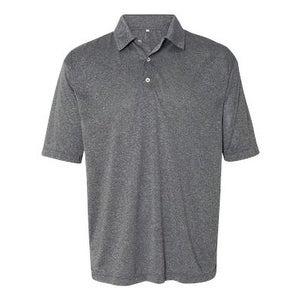 FeatherLite Heathered Sport Shirt - Heather Steel - L