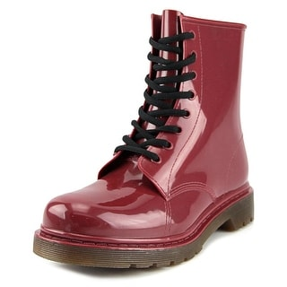 Dr. Martens Gum light o60036 Round Toe Synthetic Rain Boot