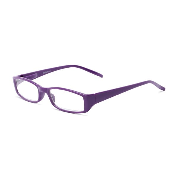 Readers.com The Sophie Rectangle Reading Glasses. Opens flyout.