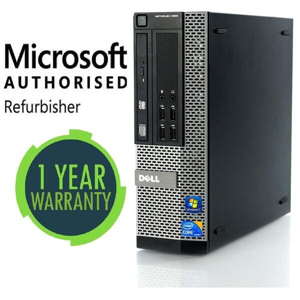 Dell 990 SFF, intel Ci5 2400 3.1GHz, 16GB, 240GB, W10 Pro
