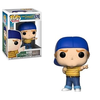 "FunKo POP! Movies The Sandlot Ham 3.75"" Vinyl Figure - multi"