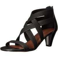 Donald J Pliner Womens Vida Open Toe Casual Strappy Sandals