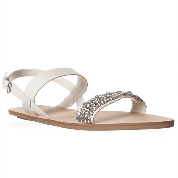DV by Dolce Vita Womens Vysta Open Toe Casual Ankle Strap Sandals - 13