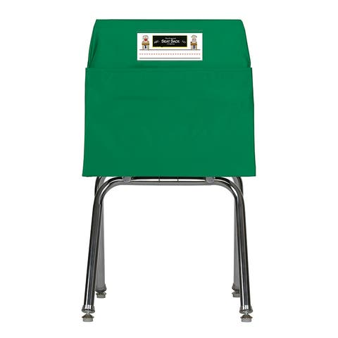 Seat sack seat sack standard 14 in green 00114gr