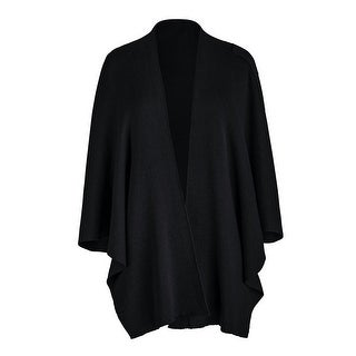 Women's Covi Front Wrap -Drape Sweater Top - Cotton