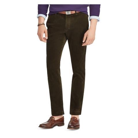 RALPH LAUREN Mens Green Jeans Size 33 X 32 - 33 X 32