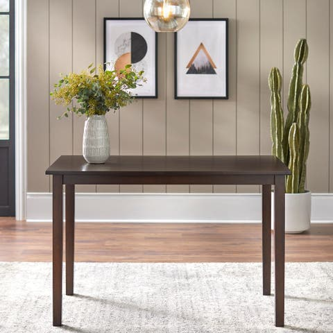 Simple Living Shaker Dining Table