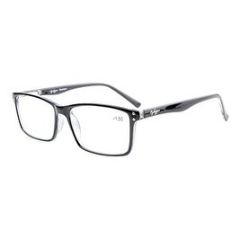 822e86a279d Shop Eyekepper Stylish Readers Quality Spring Hinges Reading Glasses Black + 2.75 - Free Shipping On Orders Over  45 - Overstock - 17781451